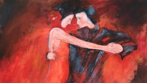 Suzanne Scharma | Tango con corazón
